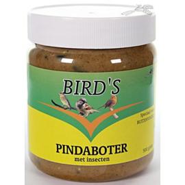 Pot Pindaboter met Insecten 500gr