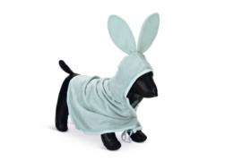 Puppy Badjas Groen 60x35cm