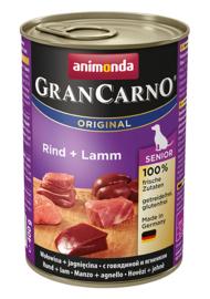 Grancarno Senior Rund & Lam 400gr