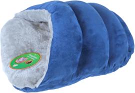 Slaapzak Blauw / Grijs  45cm