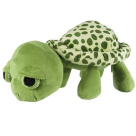 Schildpad Pluche Dierengeluid 40cm
