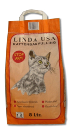 Linda USA Kattenbakvulling 8ltr