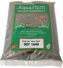 Aquariumzand Luxe Onyx Black 4kg
