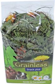 JR Farm Knaagdier Grainless Plus - Kamille & Paardenbloem 100gr