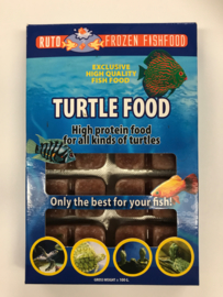 Diepvries Ruto Turtle Food Blister 100gr €1,99
