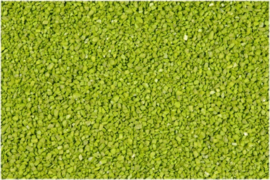 Aquariumgrind Decoflint, groen 3 tot 5 mm, 1kg