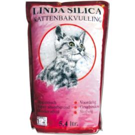 Linda Silica Kattenbakvulling 5,4L