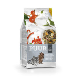 Puur Chinchilla en Degoe 500gr
