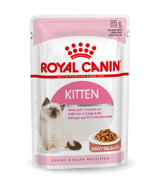 Royal Canin Kitten Instinctive Saus 12x85Gr