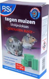 BSI Lokaas Generation Block 100 Gram (5x20 Gram)