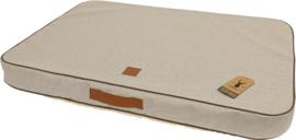 Orthopedisch Kussen Highland Sand, 100x70 cm