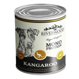 Riverwood Natvoer Mono Proteïne Kangoeroe 400 gram