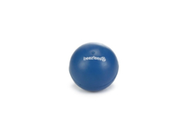 Rubber Bal Massief Blauw 9