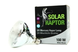 Solar Raptor 100Watt UVB Kwikdamplamp