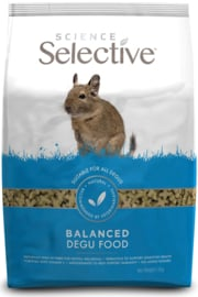 Supreme Science Selective Degu 1,5kg