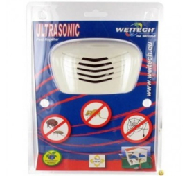 Ultrasonische Verjager Muis/Spin/Insect/Vlo