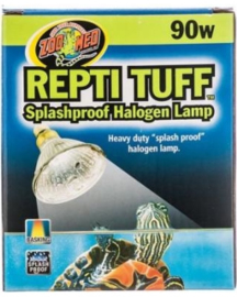 Repti Tuff Splashproof Halogen Lamp 90W
