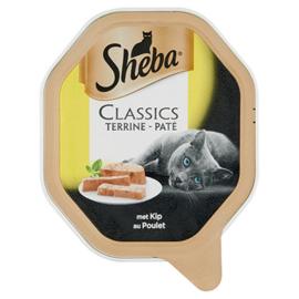 Sheba Classic Kip Paté 85gr