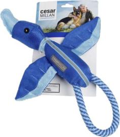 Cesar Millan Hondenspeelgoed Duck Blauw 37cm