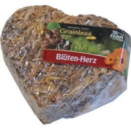 JR Farm Knaagdier Grainless Hart met Kruiden & Groente 90 gram