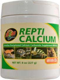 Zoomed Repti Calcium with D3 227gr