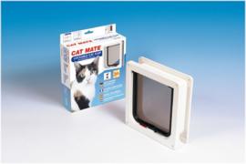 Catmate Kattenluik Wit 234 2-wegsluiting