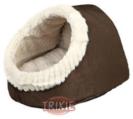 Trixie Cuddly Cave Beige/Bruin 35x26x41cm