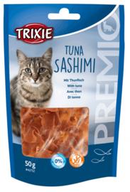 Tonijn Sashimi Kattensnack 50gr