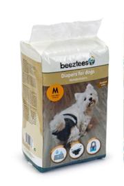 Hondenluier M 12 stuks