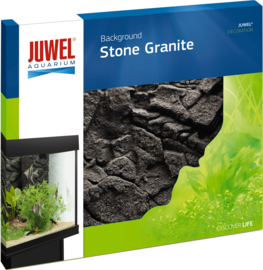 Juwel 3D Achterwand - Stone Granite - 60x55cm