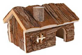 Huisje Hendrik 20 × 17 × 12 cm - Degoe, Hamster