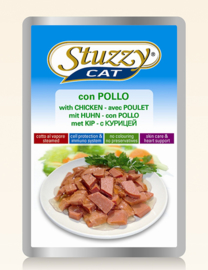 Stuzzy Cat Chicken 100gr
