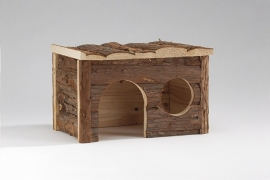 Forest huis cavia 28x18x16cm