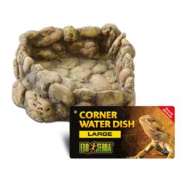 Exo Terra Corner Water Dish Large