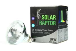 Solar Raptor 80Watt UVB Kwikdamplamp