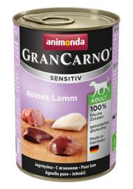 Grancarno Sensitive Pure Lam 400gr (Hypoallergeen/1 eiwitbron)