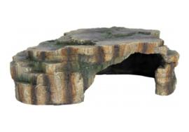 Schuilplaats Regenwoud Medium - 24x8x17cm