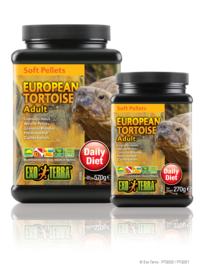 Exo Terra Soft Pellets Volwassen Europese Schildpad 250gr