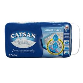 Catsan Kattenbakvulling Smart Pack 8l