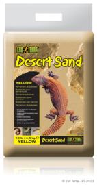 Exo Terra Woestijnzand Geel 4,5kg