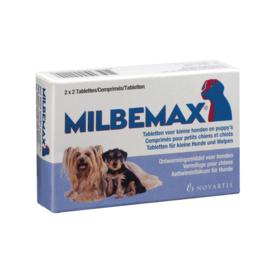 Milbemax kleine hond en pup 0.5-10kg