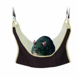 Hangmat voor Ratten/Kleine Knaagdieren 30x30cm