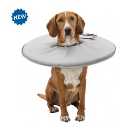 Beschermkraag Hond XXS-XS 18-21cm/11cm Grijs