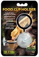 Houder voor voederpotjes (geschikt voor Fruitkuipjes en Exo Terra Cup's)