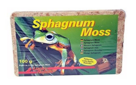 Lucky Reptile Sphagnum Moss 100gr