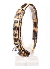 Kattenhalsband Luipaard Print 1 20-30cm/10mm