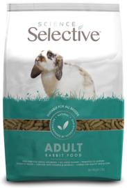 Supreme Selective Rabbit Konijnenvoer 1,5kg
