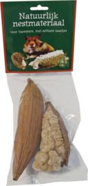 Katoenplant voor Hamster - Nestmateriaal