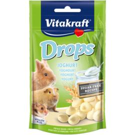 Vitakraft Drops Joghurt 75 gram