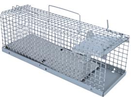 Rattenval Metaal Kantelmodel - Rattenvangkooi - 40cm